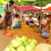 Bagan - mercato