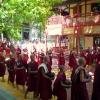 Mandalay - monastero di Mahagandaryone