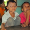 Sui banchi di scuola birmani