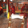 monastero di THANGYUD interno