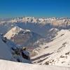 Panorama dal MonteNero