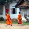 1 Luang Prabang giovani studenti buddisti