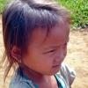 6 Luang Prabang giovane bimba