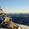 Cairn on the 5 Sisters of Kintail
