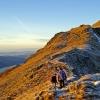 Ridge at sunset 5 Sisters of Kintail_1