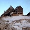 Triglavski Dom 2515 m - mese novembre