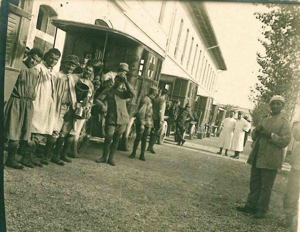 Ospedale militare Dante Alighieri