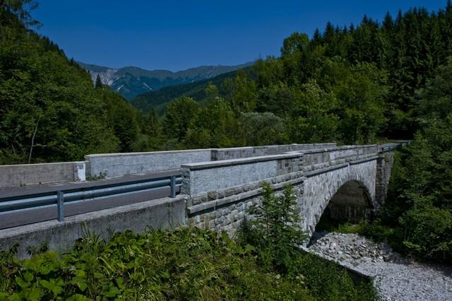 Ponte Vittorio Emanuele Prossenicco