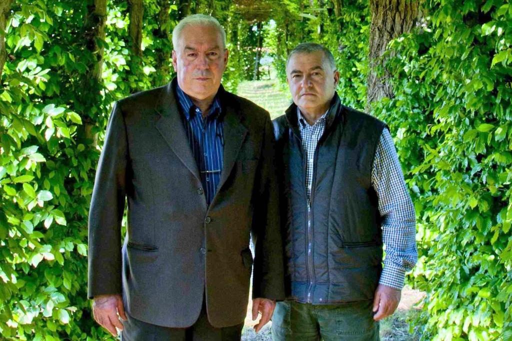 2. Da sinistra Valter Moretti e Sandro Chittaro