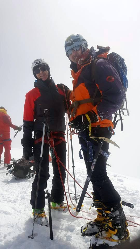 3.Michele Tomaselli In cima al Bianco _n
